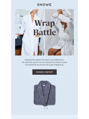 SNOWE - Choose Your Own Robe-venture