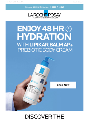 La Roche-Posay - Discover The Key Ingredients In Lipikar Balm AP+