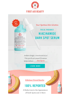 First Aid Beauty - Introducing Our Newest Launch!