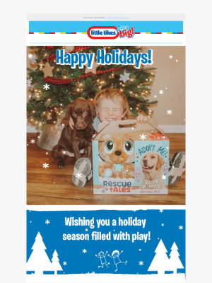 Little Tikes - Celebrate the Holidays with Little Tikes