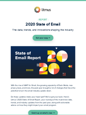 The 2020 State of Email Report