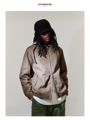 The Goodhood Store - New In: Beams Plus, Wacko x Born x Raised | Nike Offline 'At Home' Edit
