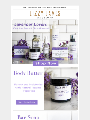 Our Top 5 100% Pure Lavender Essential Oil Skin Health Products...