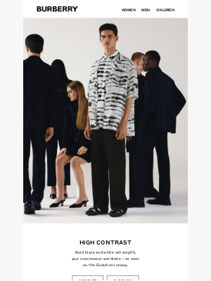 New in: High Contrast