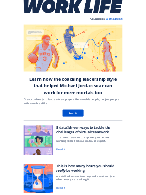 Atlassian - What can you learn from the leadership style that helped Michael Jordan win?