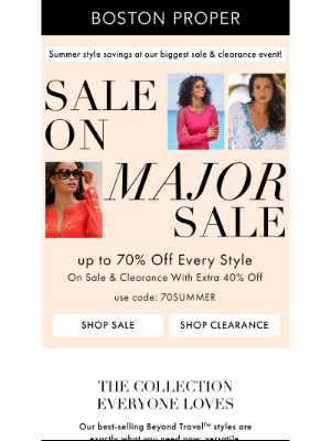 The Collection Everyone Loves With The Biggest Savings!