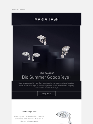 Venus by Maria Tash - Send Summer off in Style
