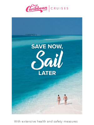 Your future cruise awaits (& $1,500 to spend)!