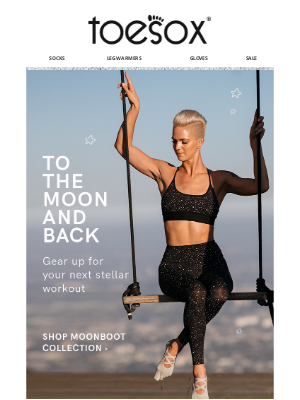 Beyond Yoga - To the moon and back