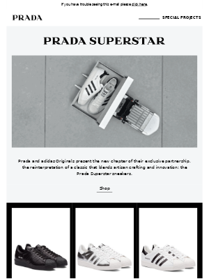 Prada - Prada Superstar