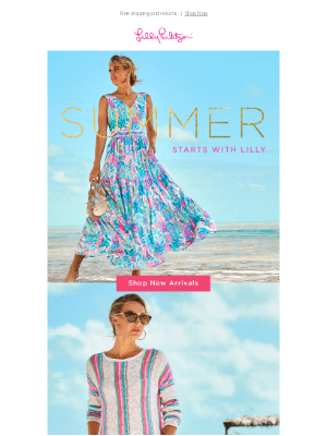 Lilly Pulitzer - Our Newest Collection has LANDED