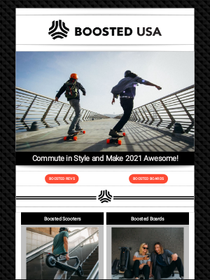 Boosted Boards - Are you ready for Spring?
