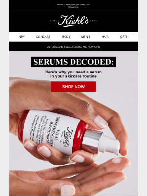 Patricia, It's time to find your routine-boosting serum