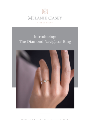 Melanie Casey - Be among the first to see our newest design!