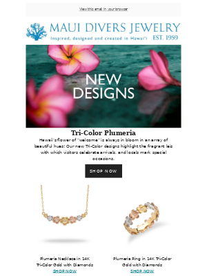 New designs you will fall in love with!