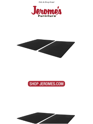 Jerome's Furniture - What's Your Next Best Purchase?