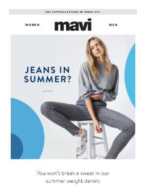 Mavi - Denim You Can Wear in the Heat