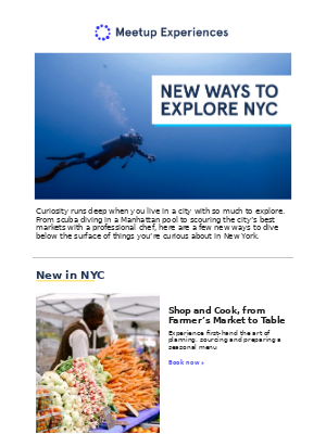 New in NYC: Adventures for the urban explorer 🔍