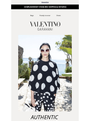 Valentino - New Arrivals: Diary Collection