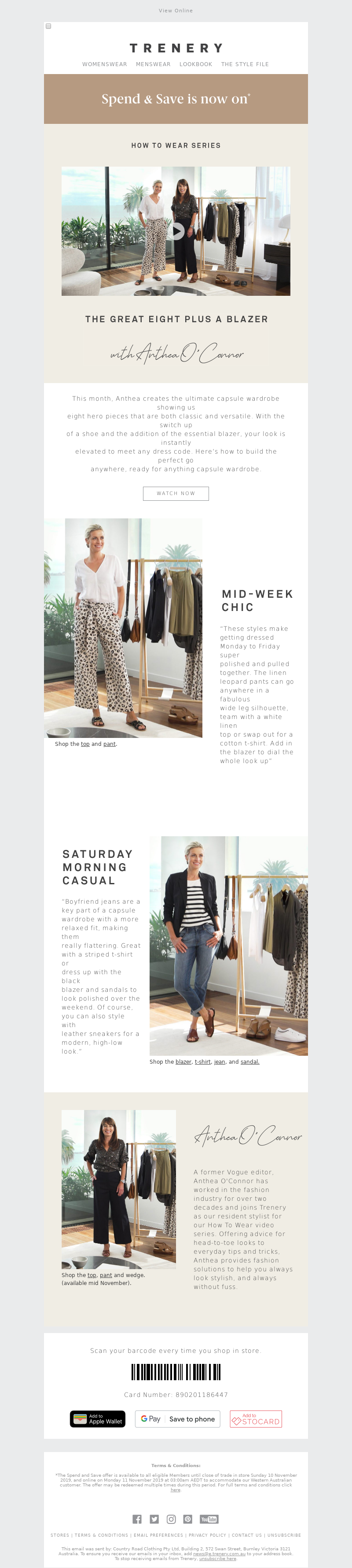 Country Road (AU) - How to build the ultimate capsule wardrobe