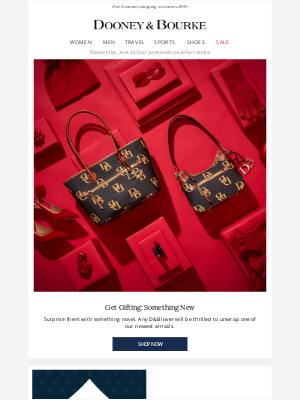 Dooney & Bourke - First look: Our Gift Guide's newest arrivals