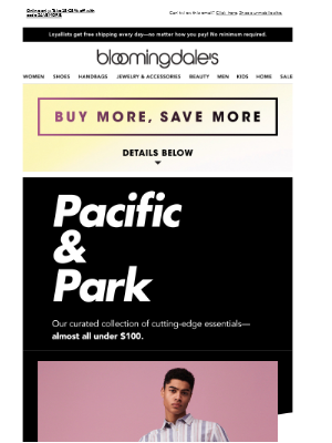 The coolest new closet updates from Pacific & Park