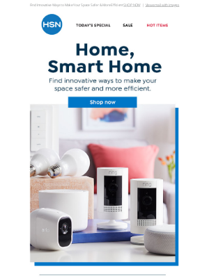 Home Shopping Network - 💡 Bright Ideas for a Smarter Home