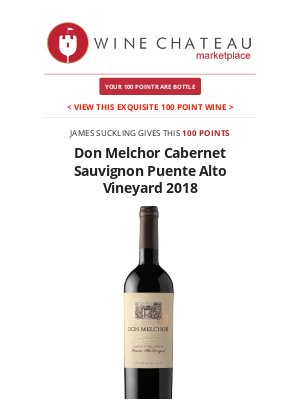 Wine Chateau - Re:  in 30 years - one of the best (100 pt)