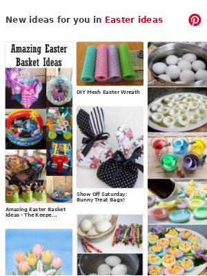 📌 14 Easter ideas Pins you might like
