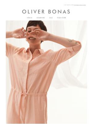 Oliver Bonas - Linen Looks | Easy summer dressing