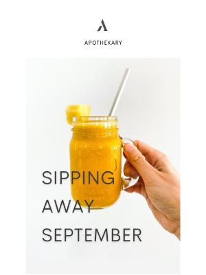 Apothekary - So Long September.👋