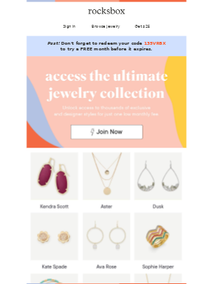 ✨Access the ultimate jewelry collection