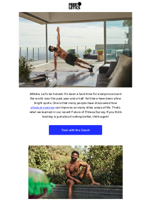 Freeletics - Why fitness is SO much more than physical