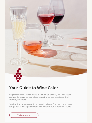 Vivino - 🔍 Color clues in your glass