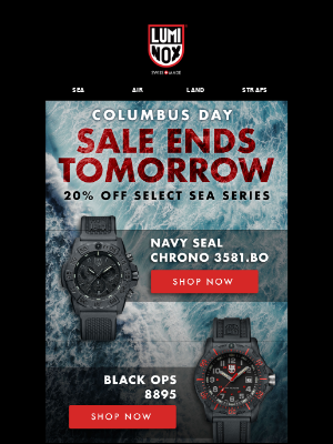 SALE ENDS TOMORROW ⏰DON'T MISS OUT