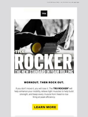 TRX ROCKER: A Total Game-Changer