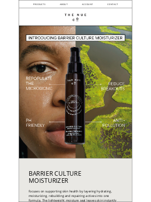 The Nue Co. - Our first topical moisturizing formula