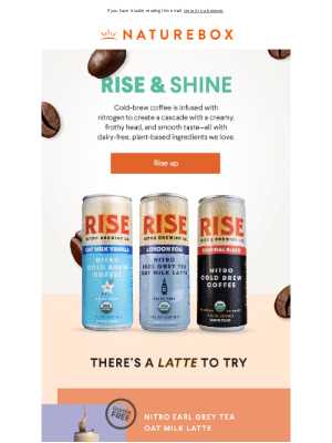 NatureBox - Better-for-you Cold Brew is Here!