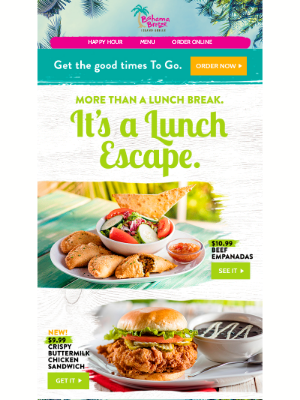 Bahama Breeze - OMG we are so excited!