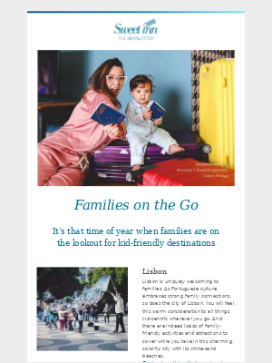 July Newsletter - The Family Edition