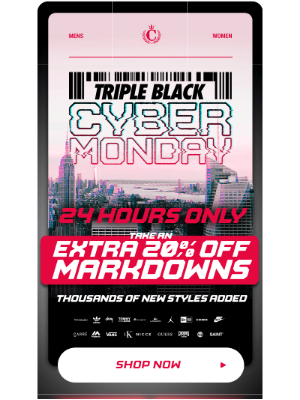Culture Kings (AU) - CYBER MONDAY 😱 Extra 20% Off Sale