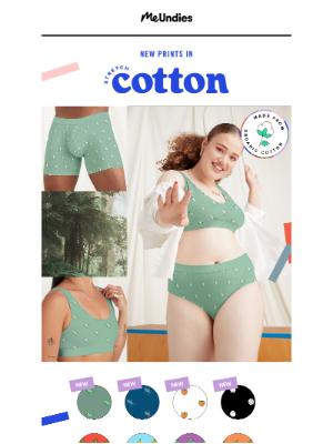 MeUndies - New Stretch Cotton Prints ☁️✨