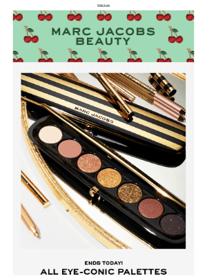 Marc Jacobs Beauty - Last day of our 30% off Singles Day Sale
