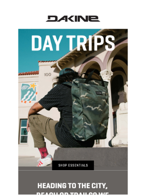 Backpacks For Quick Trips