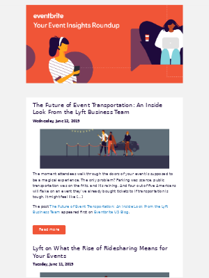 [Newsletter] Your Event Insights Roundup