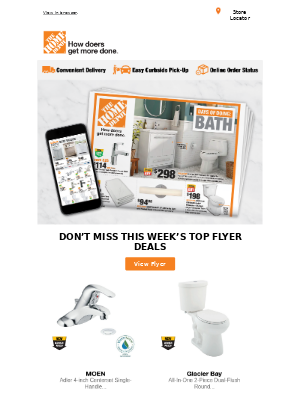 The Home Depot (CA) - This week's flyer is here!