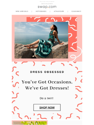 Swap - The Best Prices on Dresses...Ever! 👗