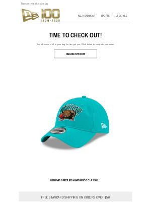 New Era Cap - We have your New Era Cap order