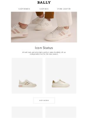Bally - Icon Status: The Bally Lift Sneaker