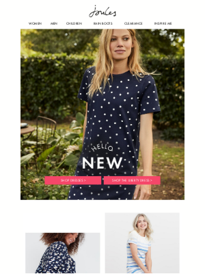 Joules (US) - Jump(suit) into summer styling